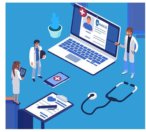 clinica sistem informasi manajemen assist id